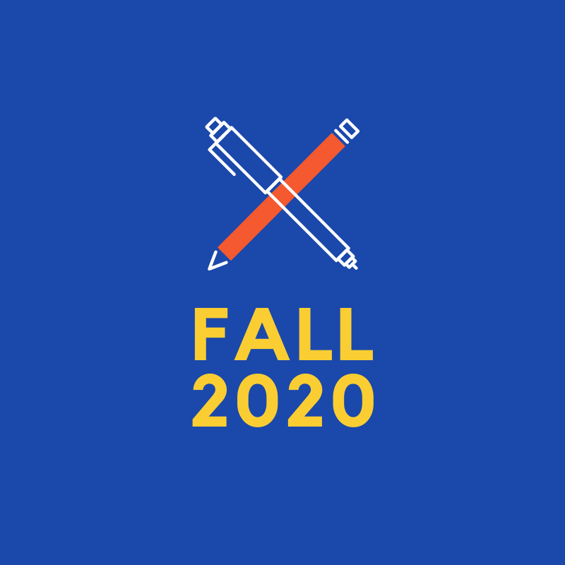 Fall 2020 projects