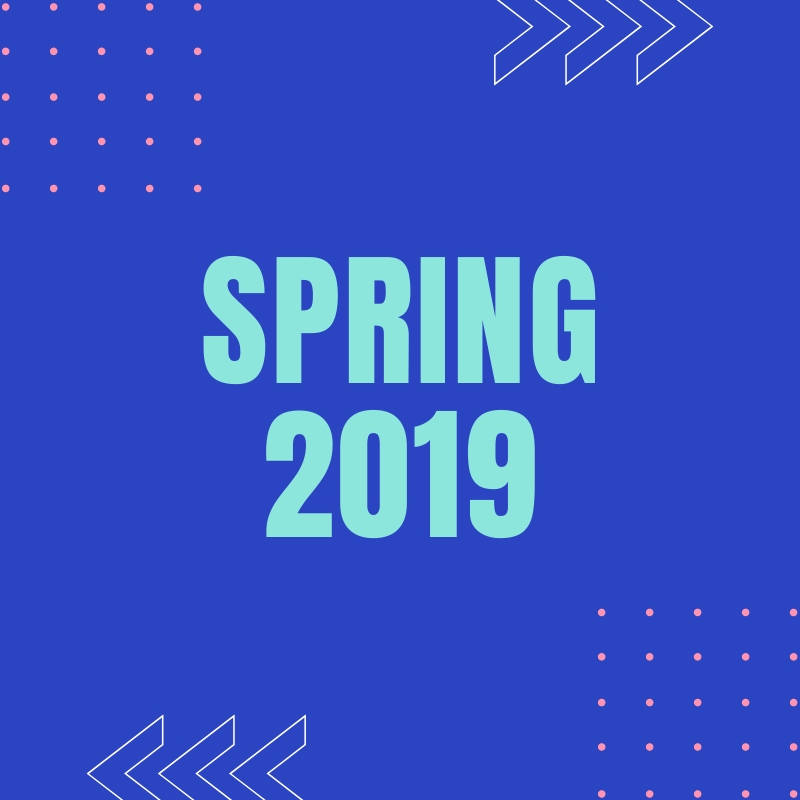 Spring 2019 Projects