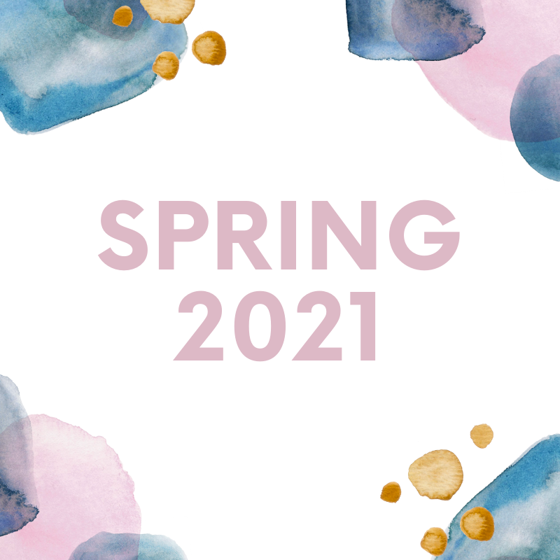 Spring 2021 projects